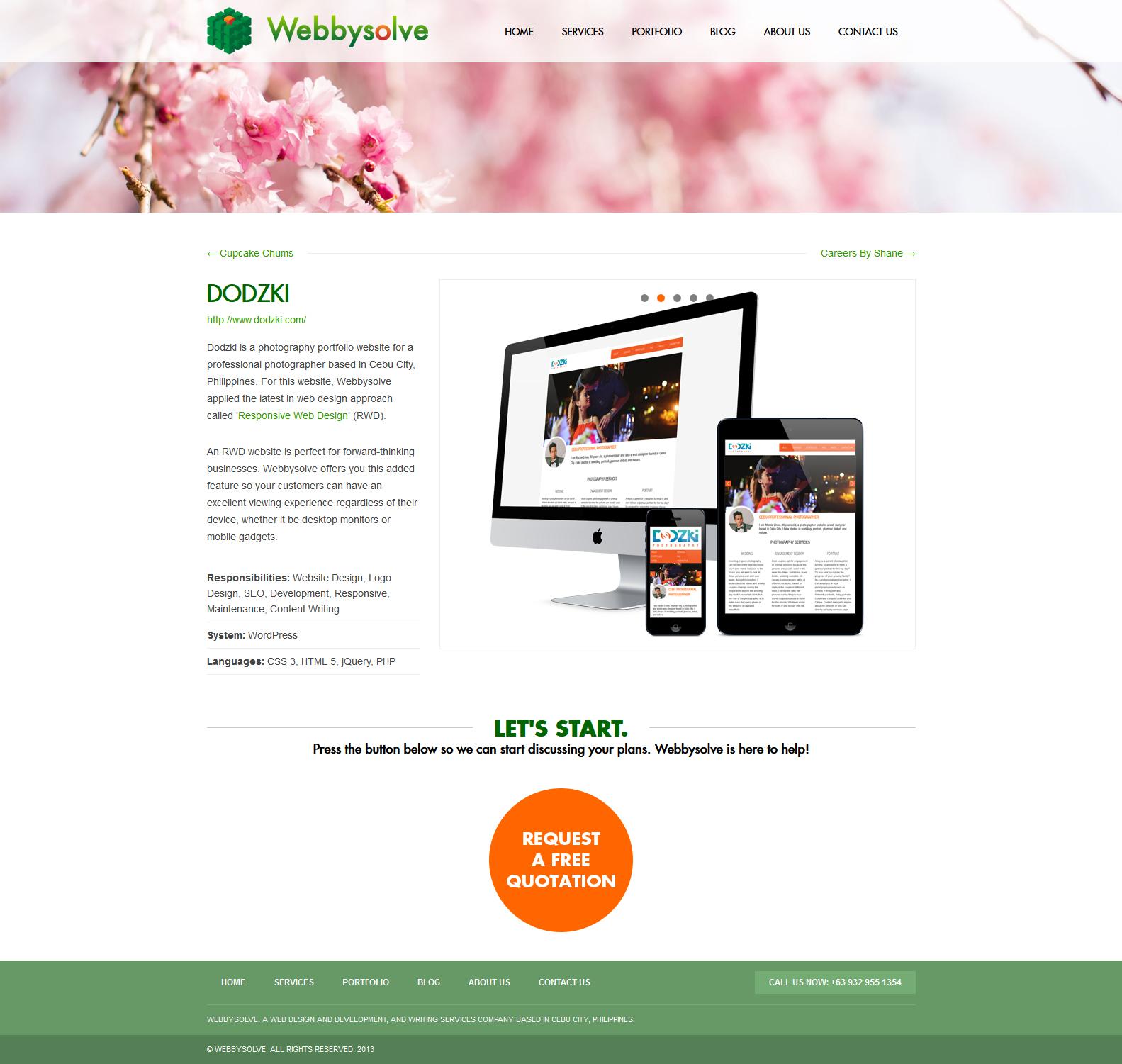 Webbysolve - Portfolio 2